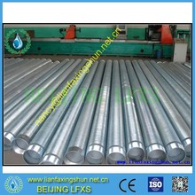SUS304 6m length oil and gas and water wedge wire deep well Slot screen