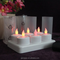 china online shopping valentine's day flameless led candle light