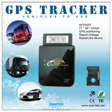 vehicle/car obd ii gps trackers remotely reading odometer