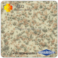 ALD Granite Effect spray Powder Coating paint