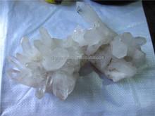 Natural rocha cristal de quartzo clusters de quartzo grandes conjuntos de cristal cristal cachos de uva