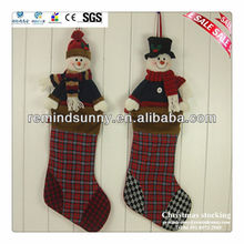 2015 Fashion Christmas Decoration Supplies Christmas Stocking