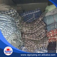 cheap 100% cotton textile fabric stocklot wholesale