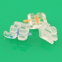 Orthoodntic Sapphire Teeth Braces