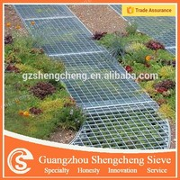 Galvanized steel lattice grating/ trench grate/ drain cover
