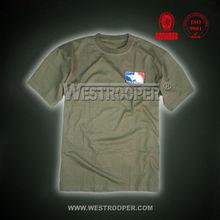 100% Cotton T-shirt Military Garment 60-1143H