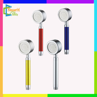C-018 new design aluminium alloy best selling water generated shower head