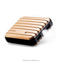 for iphone 5 dual port power bank free shipping