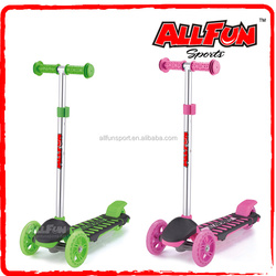 2015 cool style folding kick scooter for child
