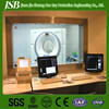 x ray protective lead glass radiation shielding lead glass for x-ray room