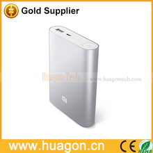 Portable Mobile phone Charger 100% original Xiaomi 5000mAh Power Bank Xiaomi 5000 9.9mm Slim External Li-polymer Battery Pack