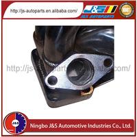 Beautiful weldjoint daewoo exhaust manifold