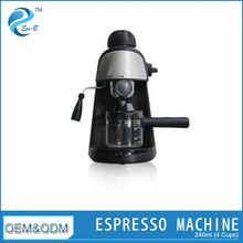 2015 240ml 3.5 Bar Super Automatic Espresso Machine with Glass Jar