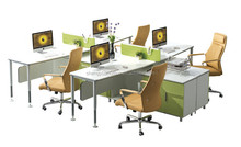 Office Furniture Executive In 2015 For middle east Market Office Table Design SY-AK029
