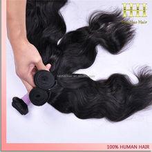 wholesale soft tangle free natural wave brazilian japanese fiber hair