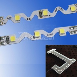 Amazing flexibility and bendable ideal for channel letter,logo signs flexible led strip