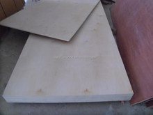 commercial and fancy birch plywood