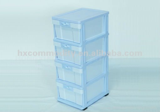 Hot selling baby clothes storage plastic drawer