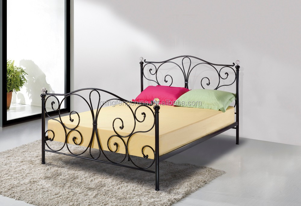 Design Metal Beds : ... Iron Bed,Double Iron Bed,New Design Iron Bed Product on Alibaba.com