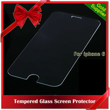 premium transparent tempered glass screen protector for iphone 5 5s 5c