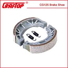 CG125 chinese motorcycle brake shoe
