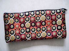 Customized multicolor pencil bag