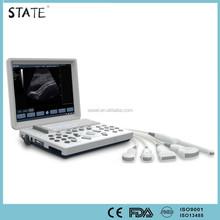 Portable notebook, ultrasound diagnosis, medical, clinical medicine