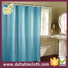 PEVA Hotel Bathroom shower curtain for sale