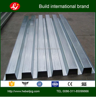 Lowest price quote form factory : Galvanized floor decking sheet