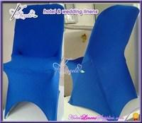 royal blue spandex folding chair covers, royal blue lycra folding chair covers for weddings, parties