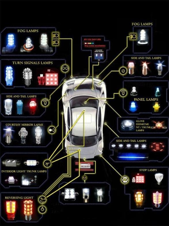 способствует как какие лампочки в салоне б5 1997 г выпуска духов