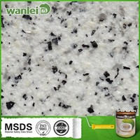 Cheap and lightweight granite style exterior wall coating
