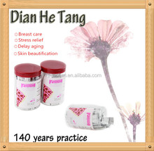 Chinese herbal remedy chest pain relief tea