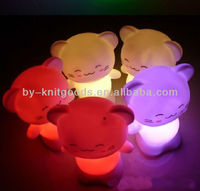 2013 led magic animal toy flashing cat