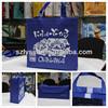 Velcro TNT Reusable Bag Export to Janpan