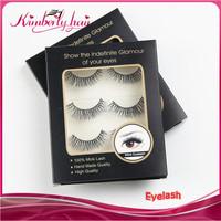 Kimberlyhair High Quality Mink Eyelashes Plastic Case For Eyelashes In Alibaba China