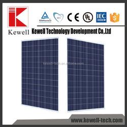 high quality 315 watt poly solar panel in stock paneles solares price