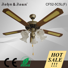 Guangdong manufacture decoration outdoor ceiling fan