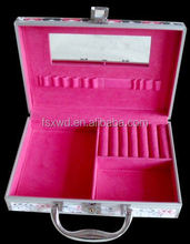 With Zipper Bag Wholesale Jewelry Boxes Custom Jewelry Boxes cosmetic brands
