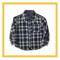 winter plaid shirts for boys,kids autum shirts