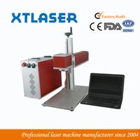 China 10W 20W Portable Fiber Laser Marker