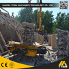 KP500S hydraulic pile machinery, concrete pile breaker, pile driver
