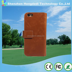Leather Cheap Mobile Phone Case For iPhone 6,Wallet Phone Cover For iPhone6 Case,cheap for iPhone Case 6