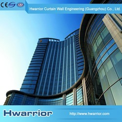 2015 High Quality Best Price Exposed Frame Curtain Wall