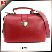 The most popular women fashion leather shoulder bag the most popular handbag with the long strap