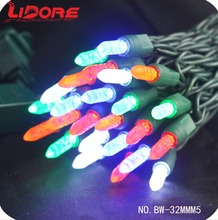 LIDORE Colorful Party Decoration Gifts M5 Led Light Strings