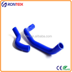 high temperature resistant flexible motorcycle radiator silicone hose kit for Honda