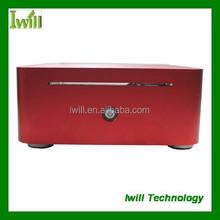 Mini itx case/mini itx aluminum case/mini itx case HTPC