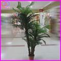 venta al por mayor de la decoración al aire libre de un árbol artificial ramas y hojas