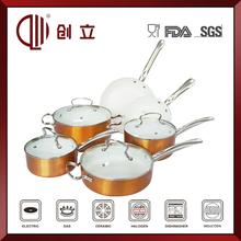 aluminum porcelain enamel cookware high quality